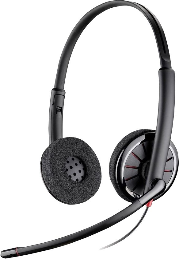 Гарнитура Plantronics Blackwire C320-M