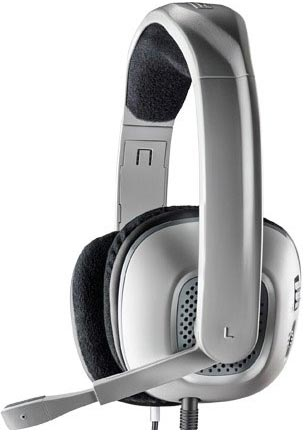 Гарнитура Plantronics GameCom X40
