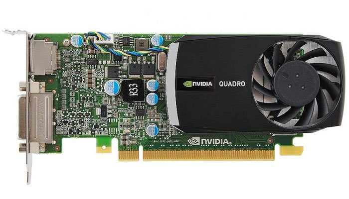 Видеокарта PNY NVIDIA Quadro 400 Low Profile (VCQ400-PB)