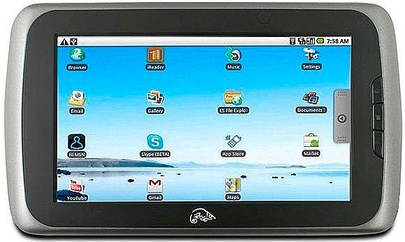 "Планшет Point of View Mobii Tablet 7"" (TABLET-7-4G-2)"