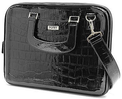 ����� ��� �������� Port Designs Roma Black Crocodile 13.3""