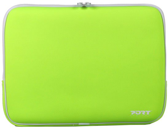 Сумка для ноутбука Port Designs Miami Skin Fluo Green 15,4""