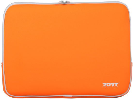 Сумка для ноутбука Port Designs Miami Skin Orange Fluo 15,4""