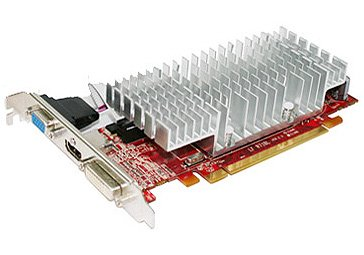 Видеокарта PowerColor AX4350 512MD2-H Radeon HD 4350 512Mb 64