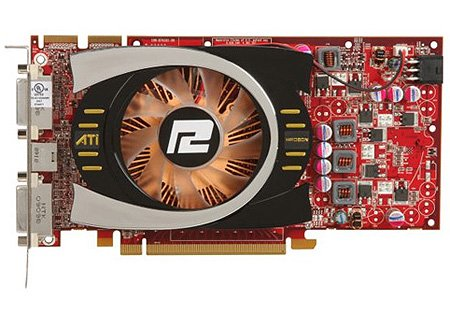 Видеокарта PowerColor AX4770 512MD5-M Radeon HD 4770 512Mb 128bit