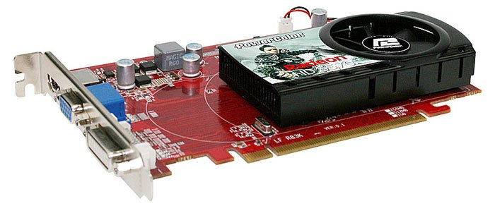 Видеокарта PowerColor AX5570 2GBK3-H Radeon HD 5570 2048Mb DDR3 128bit