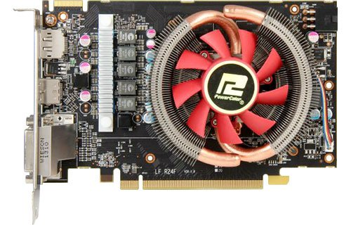 Видеокарта PowerColor AX7790 1GBD5-DH/OC RADEON HD7790 1024MB GDDR5 128bit