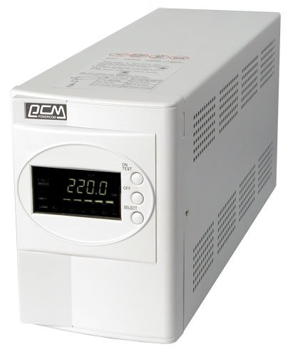 ИБП Powercom SMART KING SMK-1000A-LCD
