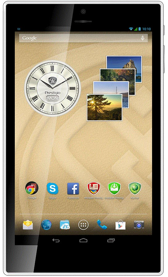 Планшет Prestigio MultiPad Color 8.0 16GB 3G (PMT5887_3G_D_BK)