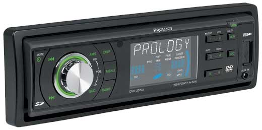 Автомагнитола Prology DVD-2070U