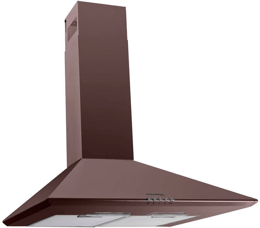 Вытяжка Pyramida Basic Casa 50 K Brown