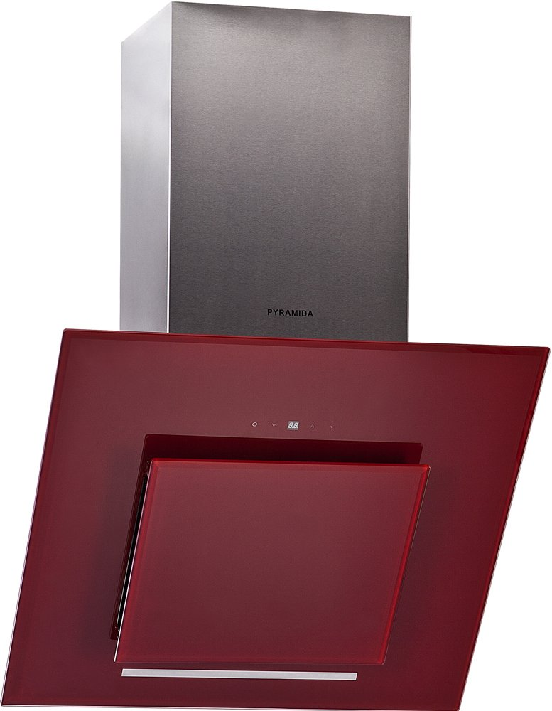 Вытяжка Pyramida HES 30 (D-600 MM) RED