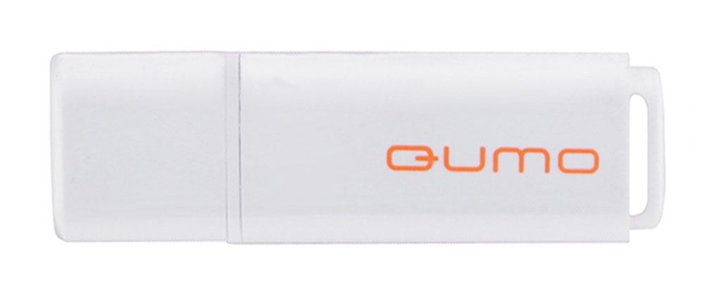 USB-флэш накопитель Qumo Optiva 01 64GB (QM64GUD-OP2-white) фото