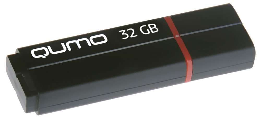 USB-флэш накопитель Qumo Speedster 3.0 32Gb (QM32GUD3-SP-black)