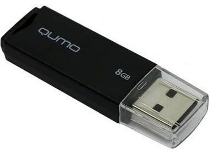 USB-флэш накопитель Qumo Tropic 8Gb (QM8GUD-TRP)