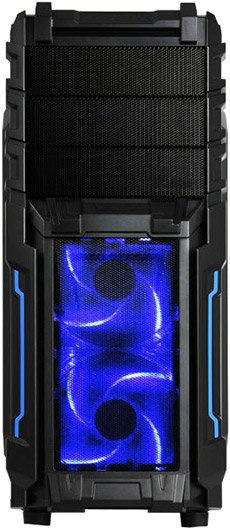Корпус для компьютера Raidmax Vortex Black