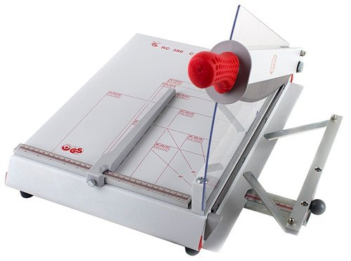 Резак бумаги RC SYSTEMS Guillotine RC 380 C