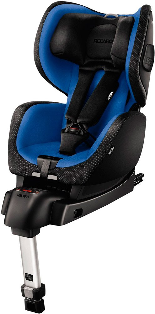Автокресло RECARO Optiafix фото
