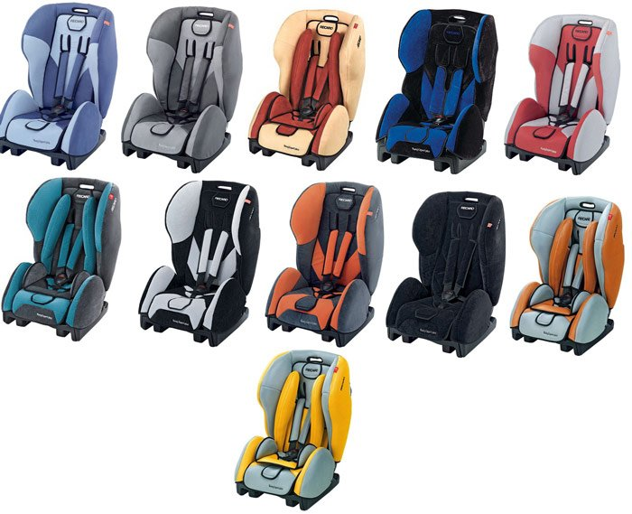 Автокресло RECARO Young Profi plus
