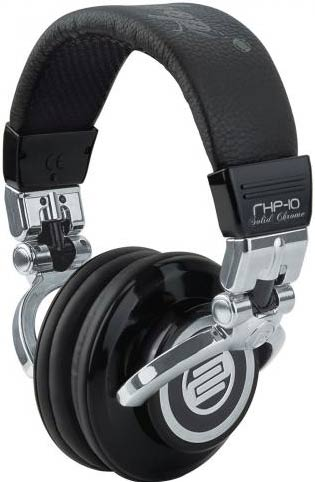 Наушники Reloop RHP-10 Solid Chrome