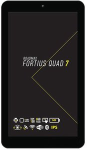 GPS навигатор Roadmax Fortius Quad 7