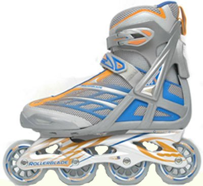 Роликовые коньки Rollerblade Sugar Free New York M