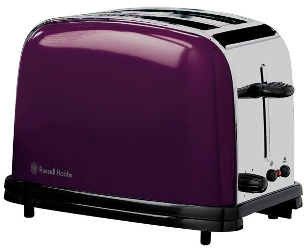 Тостер Russell Hobbs Purple Passion 14963-56
