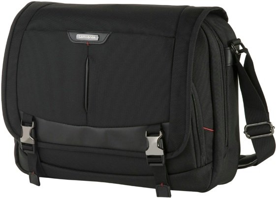 Сумка для ноутбука Samsonite Pro-DLX 3 Laptop Messengers Bag (V84*015)