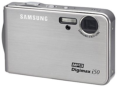 Фотоаппарат Samsung Digimax i50mp3