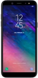 Samsung Galaxy A6 (2018) 3Gb/32Gb Black (SM-A600F) фото