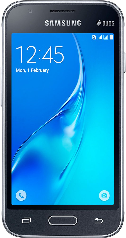 Мобильный телефон Samsung Galaxy J1 mini Black (SM-J105H/DS)