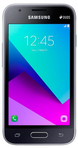 Мобильный телефон Samsung Galaxy J1 mini prime Black (SM-J106F/DS)