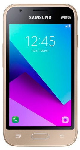 Мобильный телефон Samsung Galaxy J1 mini prime Gold (SM-J106F/DS)