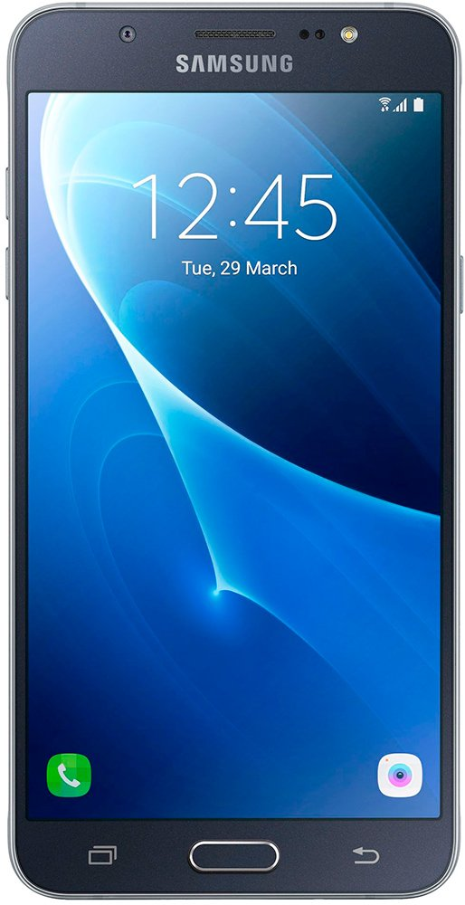 Мобильный телефон Samsung Galaxy J5 (2016) Black (SM-J510FN/DS)