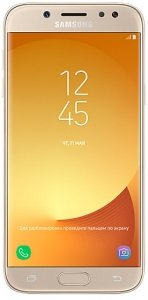 Samsung Galaxy J5 (2017) Gold (SM-J530FM/DS)  фото