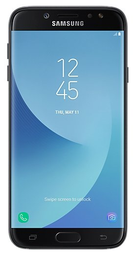 Мобильный телефон Samsung Galaxy J7 (2017) Black (SM-J730FM/DS)
