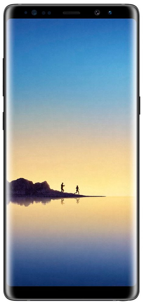 Мобильный телефон Samsung Galaxy Note8 (64Gb) Black (SM-N950F)
