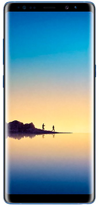 Мобильный телефон Samsung Galaxy Note8 Dual SIM (64Gb) Blue (SM-N950F/DS)