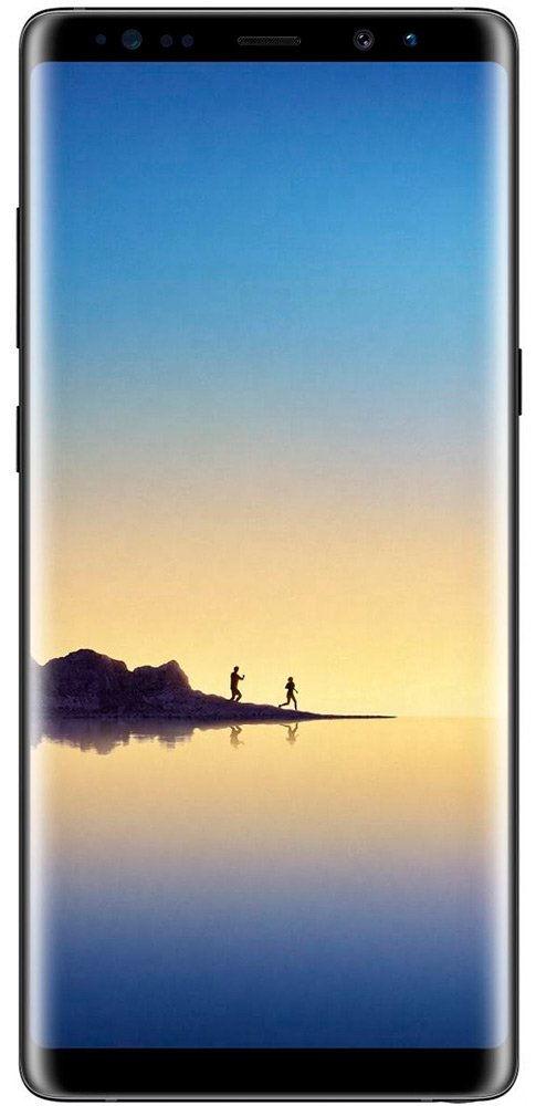 Мобильный телефон Samsung Galaxy Note8 Dual SIM (64Gb) Gray (SM-N950F/DS)