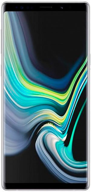 Смартфон Samsung Galaxy Note9 128Gb Exynos 9810 White (SM-N960F/DS) фото