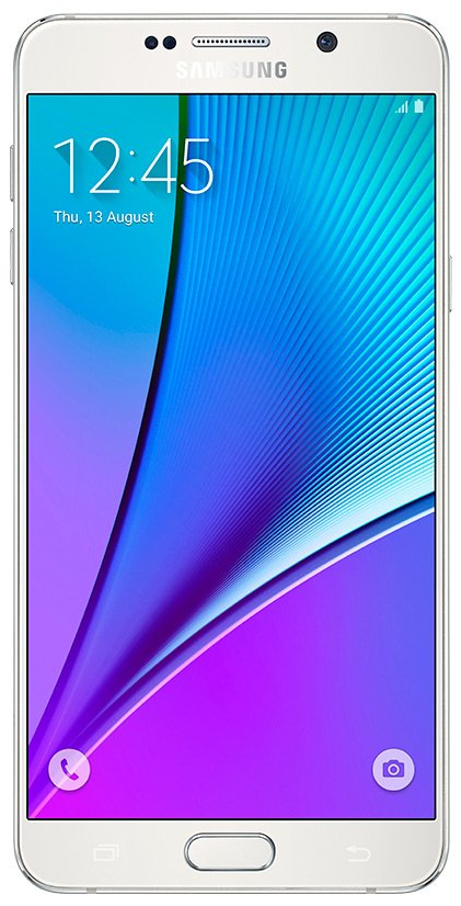 Мобильный телефон Samsung Galaxy Note 5 (64Gb) White (SM-N920)