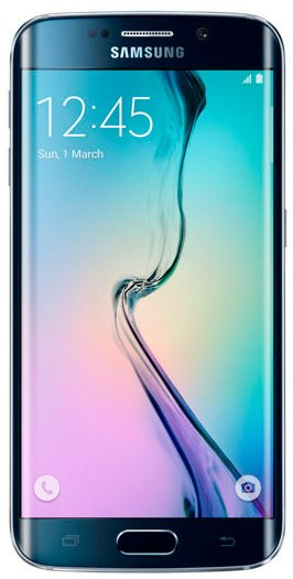 Мобильный телефон Samsung Galaxy S6 Edge (128Gb) Black (SM-G925)