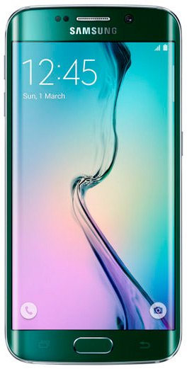 Мобильный телефон Samsung Galaxy S6 Edge (32Gb) Green (SM-G925)