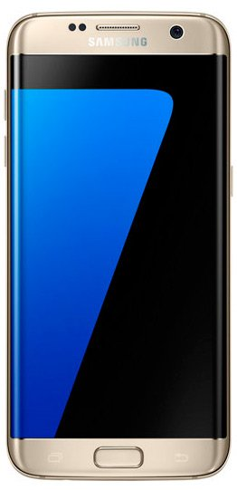 Мобильный телефон Samsung Galaxy S7 Edge (32Gb) Gold (SM-G935FD)