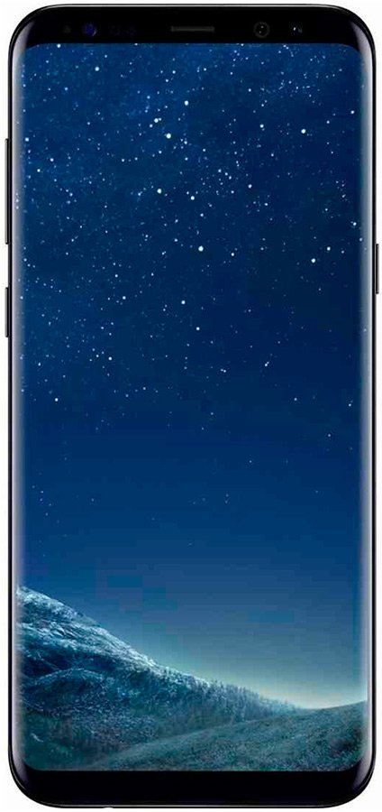 Мобильный телефон Samsung Galaxy S8 (64Gb) Black (SM-G950FD)