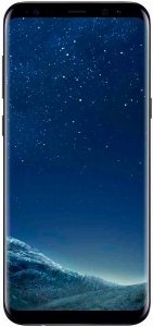 Смартфон Samsung Galaxy S8+ 64Gb Black (SM-G955FD)