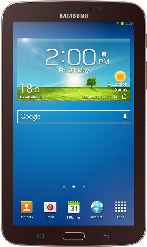 Планшет Samsung Galaxy Tab 3 7.0 8GB Gold Brown (SM-T210)