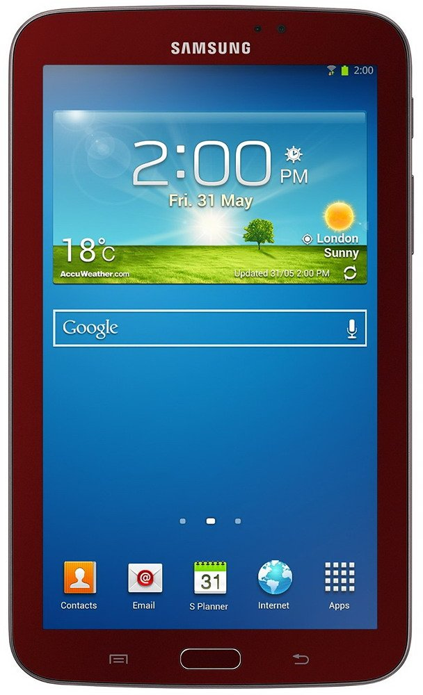 Планшет Samsung Galaxy Tab 3 8.0 16GB 3G Garnet Red (SM-T311)