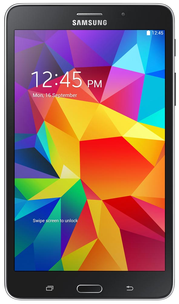 Планшет Samsung Galaxy Tab 4 7.0 8GB 3G Black (SM-T231) фото