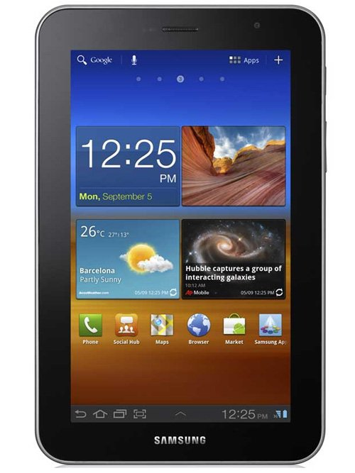 Планшет Samsung Galaxy Tab 7.0 Plus 16GB (GT-P6210)